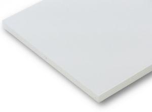 1. Foamboard weiß