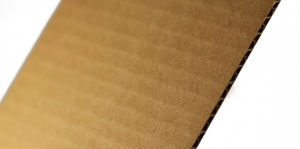 BRAMANTE Wellpappe 2,5 mm Schrägansicht