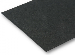 Colorpappe schwarz