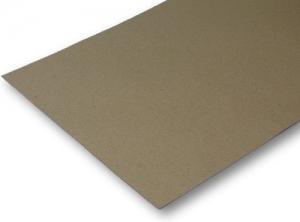 BRAMANTE Packpapier grau 120 g/m² 160 cm breit 90 lfm/Rolle (18 kg) grau aus 100% Recyclingfaser