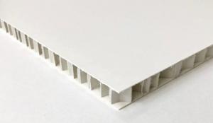 ROMA Wabenplatte komplett weiß