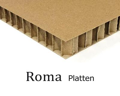 ROMA KAPA und Gatorfoam Platten